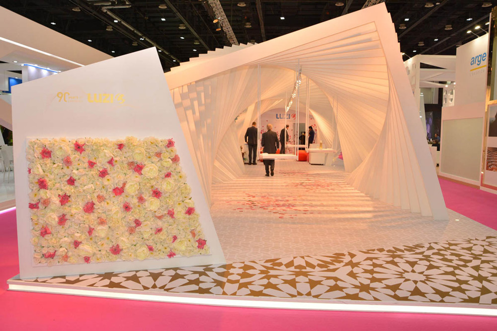 Exhibition Stand Images : Al fajer history